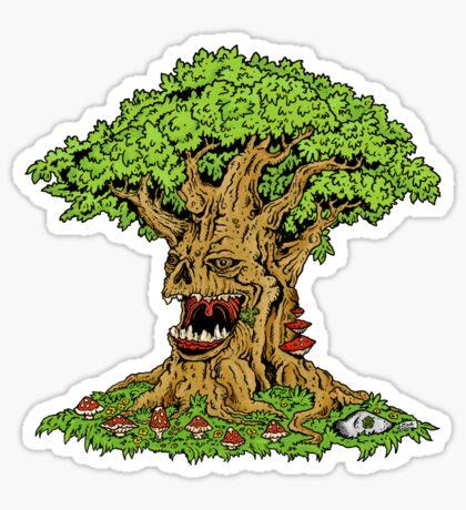 Murder Tree Sticker