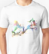 Bird  Slim Fit T-Shirt