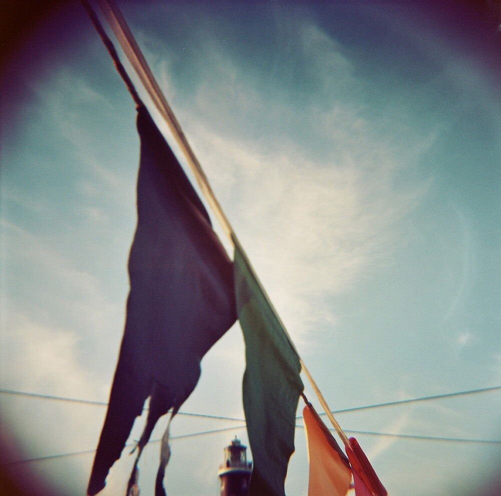 flags by PAUL FRANCIS