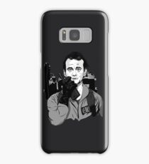 Ghostbusters Peter Venkman illustration Samsung Galaxy Case/Skin