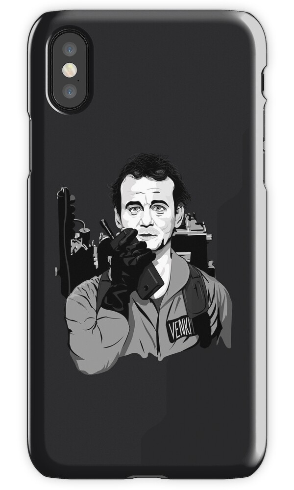 how to add calendar to iphone quot ghostbusters venkman illustration quot iphone cases 4705