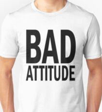 BAD attitude. Unisex T-Shirt