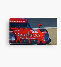 LeMans Prototype Race Car Canvas Print