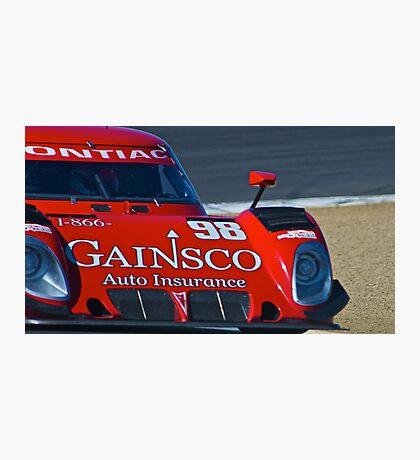 LeMans Prototype Race Car Photographic Print