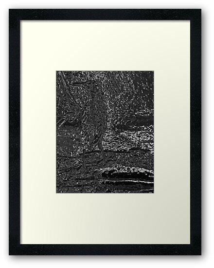 Green Heron from Menomonee River by Thomas Murphy