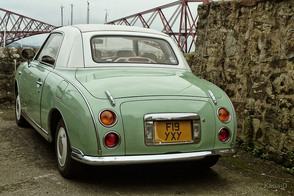 Nissan Figaro by Kasia-D