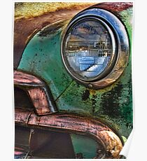 Vintage Chevy 1 Poster