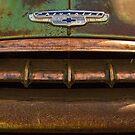 Vintage Chevy 2 by Nancy de Flon