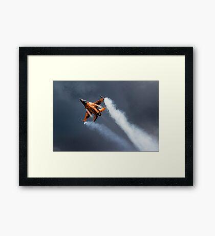 F16 Falcon Framed Print