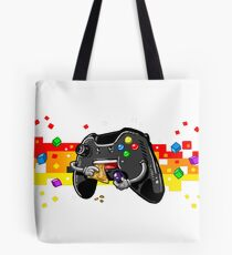 Gamer controller Tote Bag