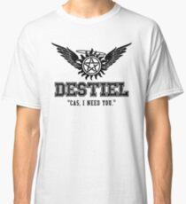 Destiel Quote Shirt Series #6 Classic T-Shirt