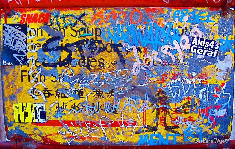 Chinatown Pollack by Barbara Wyeth