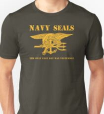 Navy SEALs Stencil T-Shirt