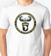 101st Airborne Wings Unisex T-Shirt