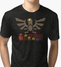 Song of the Songbird Tri-blend T-Shirt