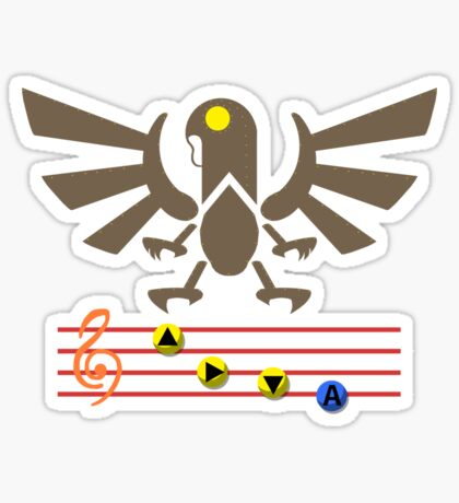 Song of the Songbird Sticker