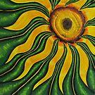 Sunflower Dreaming by Guy Wann