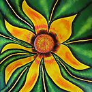Dancing Sunflower by Guy Wann
