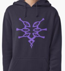 The Grimleal (Purple) Pullover Hoodie