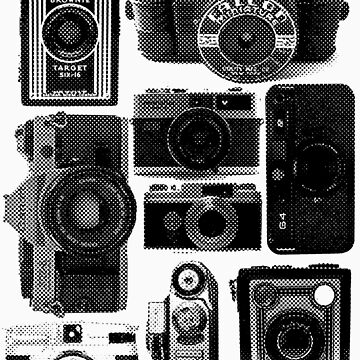 Old Cameras by photographytees
