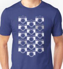Cameras Unisex T-Shirt