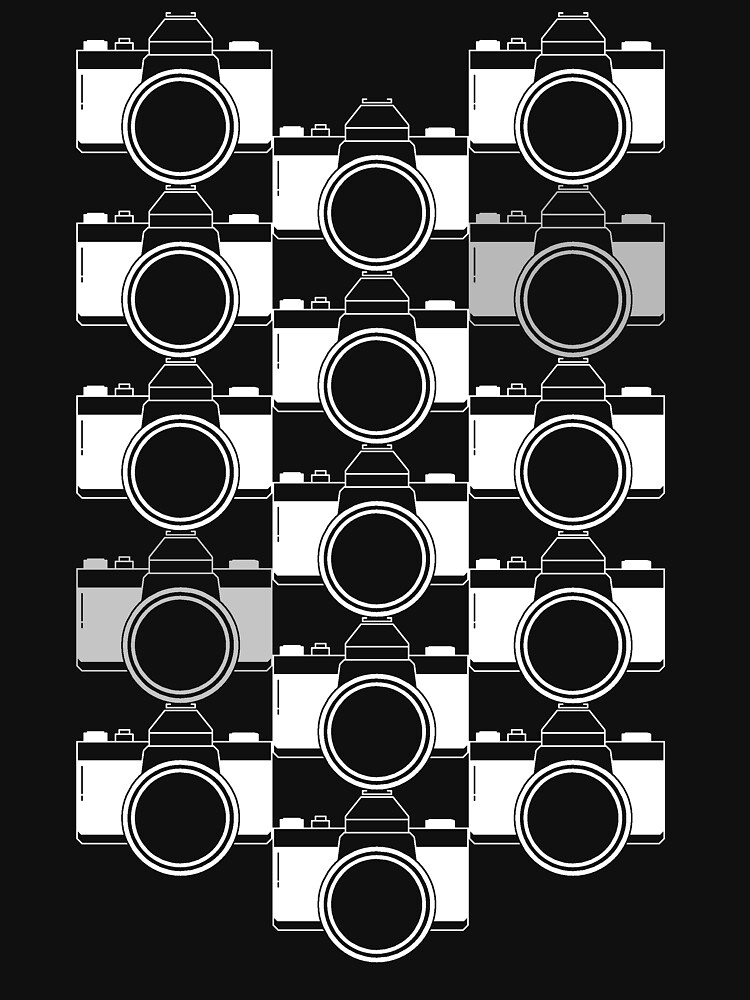 Cameras by photographytees
