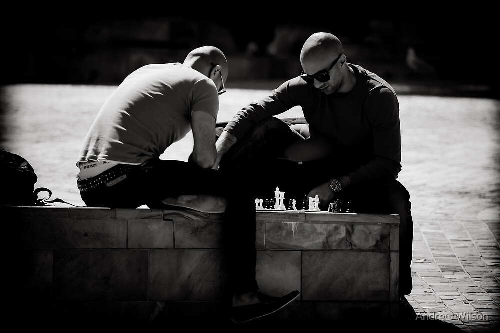 Checkmate by Andrew Wilson