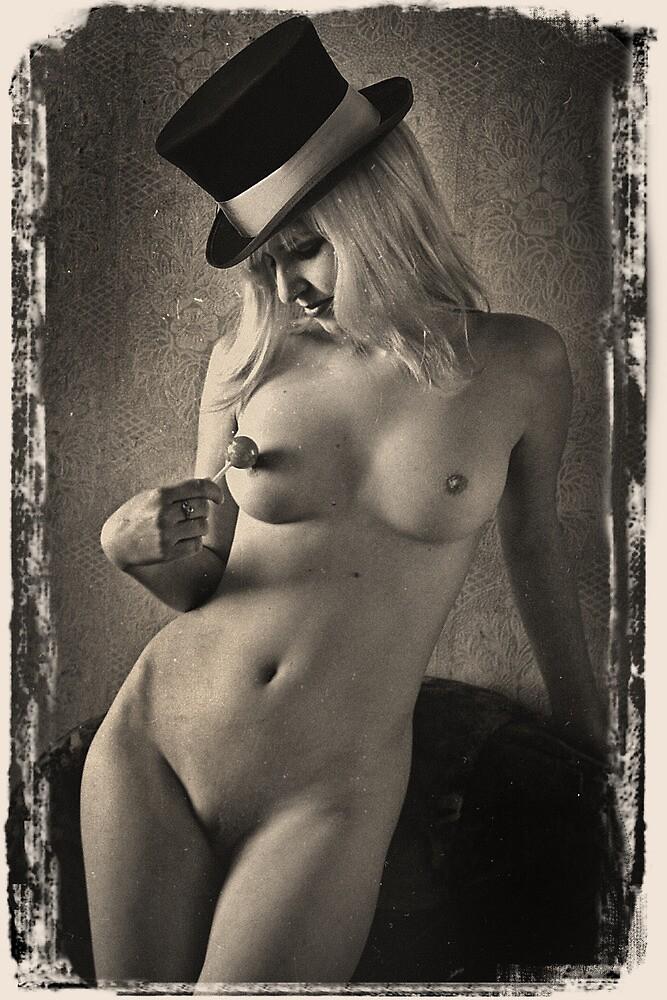 The Sweet Lady by johnhookey