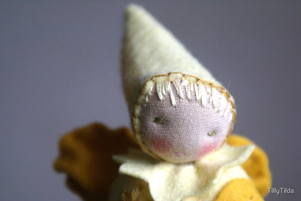 Star Gnome by TillyTilda