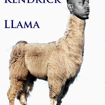 Kendrick LLama by BrodieBiggs