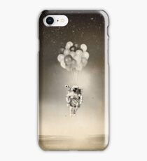 The Spaceman iPhone Case/Skin