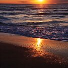 Sunrise in Asbury Park by Debra Fedchin