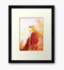 The 11th Chapter Framed Print