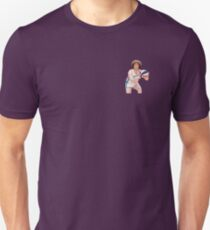 Jackie Moon - Semi Pro - Breast Logo T-Shirt