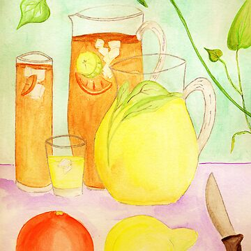 Ice Tea or Lemonade anyone? by AnneG