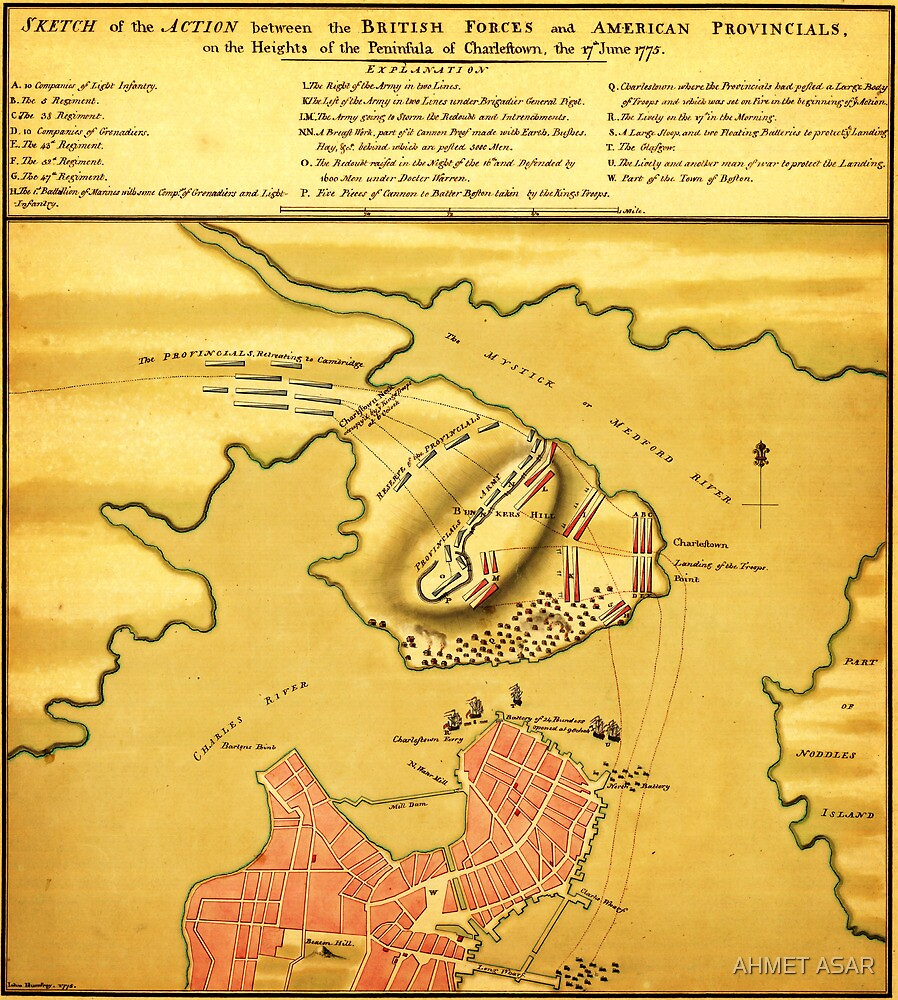 Anniversary of the Battle of Bunker Hill (1776) by MotionAge Media