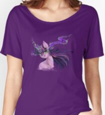 Dark Magic Twilight Women's Relaxed Fit T-Shirt
