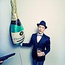 Champagne Mafia by Magda Beda