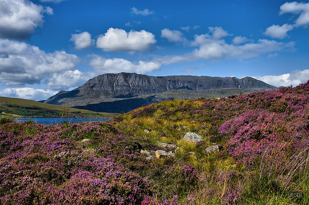 Ben More Coigach by jacqi
