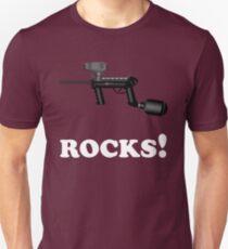 Paintball. ROCKS. WHI. T-Shirt