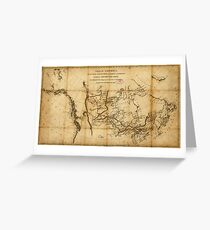 Canada. 1801. Greeting Card