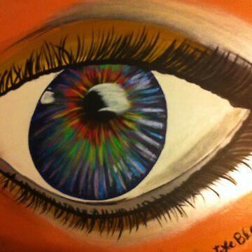 Eye Spy-Every Shade Of Life by Tiffani