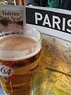 Paris and Beer by Thomas Barker-Detwiler