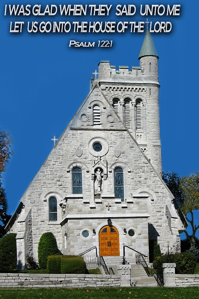 † ❤ † CHURCH OF THE GOOD THIEF KINGSTON ONTARIO / BIBLICAL TEXT† ❤ † by ✿✿ Bonita ✿✿ ђєℓℓσ