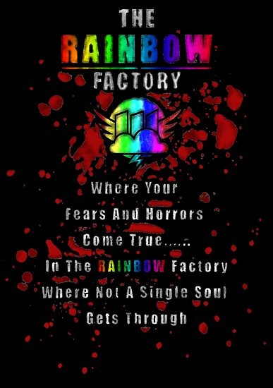Rainbow Factory  by Austin673