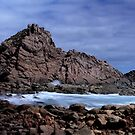 Sugarloaf Rock by Michelle Cocking