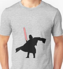 Darth Vader shadow style Unisex T-Shirt