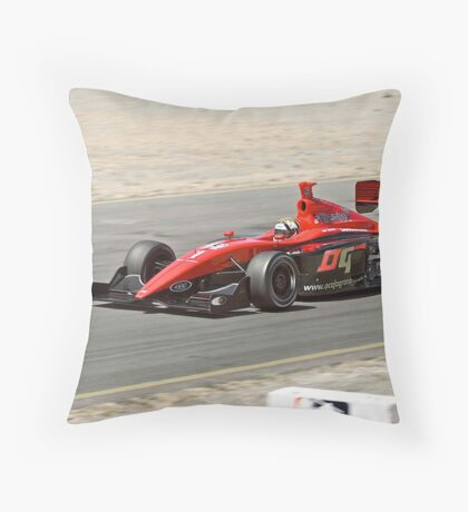 Indy Competition Throw Pillow