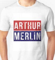 Arthur & Merlin Unisex T-Shirt