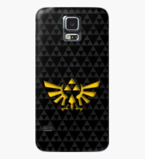 Triforce with background Case/Skin for Samsung Galaxy